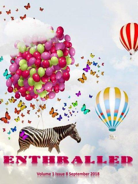 Enthralled Magazine Vol 1 Issue 8 - Fantasize