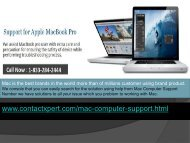 1-833-284-2444 Skillful Mac Computer Support  Phone Number