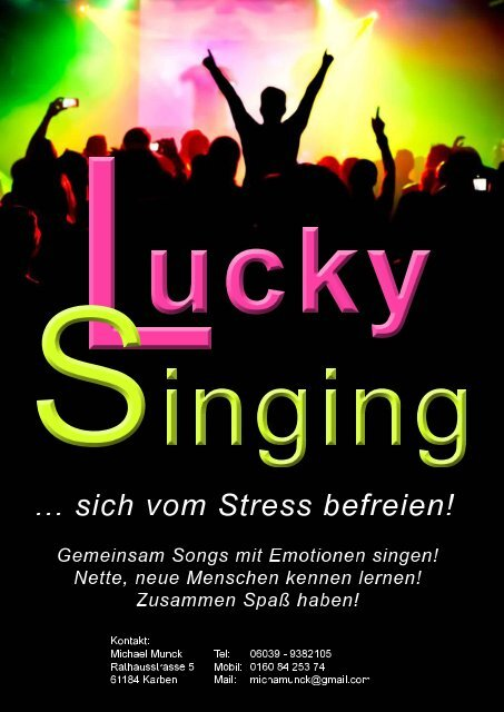 Lucky Singing mit Micha
