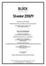 Silvester 2018-19