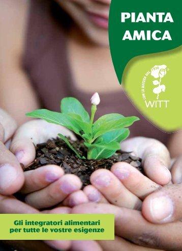 PIANTA AMICA - Witt Italia