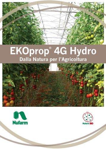 EKOprop 4G Hydro - Nufarm