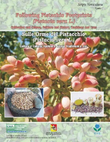 Following Pistachio Footprints - Acta Horticulturae