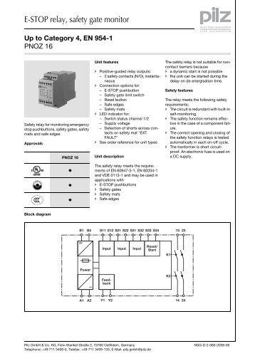 en iso 13849 1 pdf