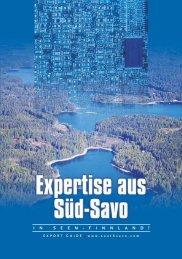 In Süd-Savo wird die - Export Guide