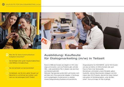 Berufsausbildung und duales Studium: kaufmännisch und IT