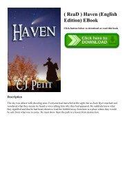 ( ReaD ) Haven (English Edition) EBook