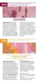 Programm Schlachthof Wiesbaden - September 2018 - Page 6