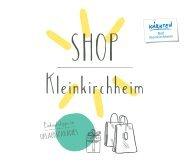 SHOP Kleinkirchheim- Shopping Guide von Bad Kleinkirchheim