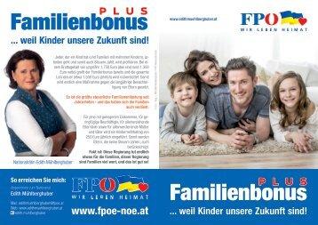 Familienbonus Plus