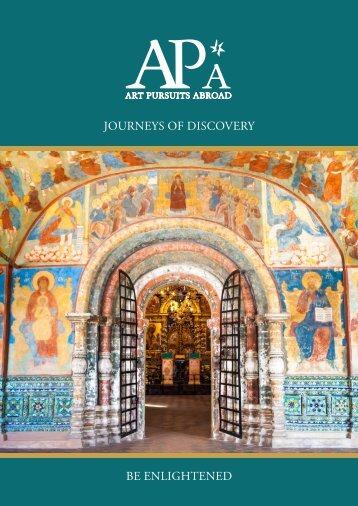APA 2019 Study Tours Brochure lw pages