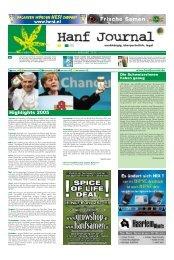 Highlights 2005 - Hanfjournal