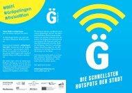 Ultraschnell und kostenlos – in Gröpelingen funkt Bremens schnellstes freies WLAN
