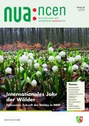 Umweltbildung - Natur- und Umweltschutz-Akademie NRW