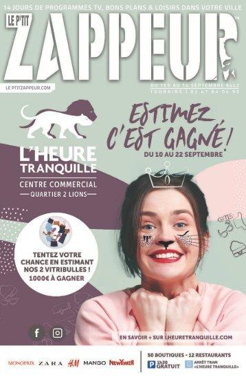 Le P'tit Zappeur - Tours #442
