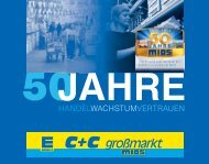 Chronik MIOS 50 Jahre.indd - Edeka