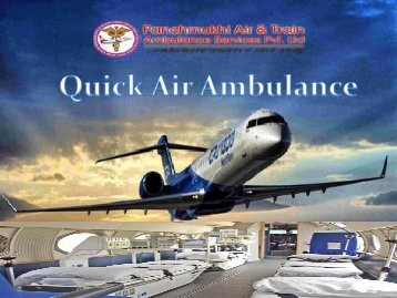 Hire Safest Air Ambulance Service in Coimbatore with MD Doctor
