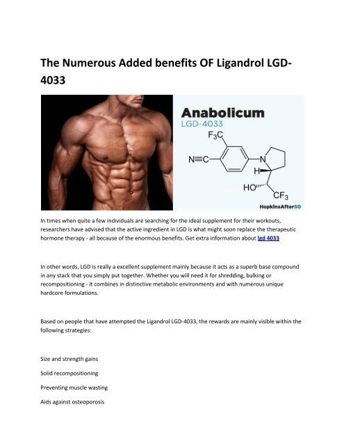 Follistatin Remedy tb 500 capsules Demonstrates Huge Muscles Gains