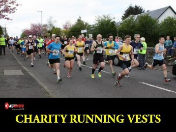 Cheapest Charity Running Vests Supplier – Gear Club