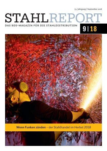 Stahlreport 2018.09