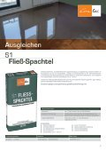 Ceratec: Fliesentechnik Sortiment - Page 5
