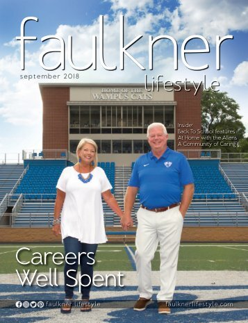 Faulkner Lifestyle Magazine September 2018