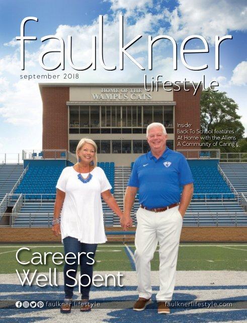Faulkner Lifestyle Magazine September 2018
