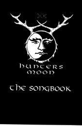 Hunters Moon Morris - Perth Morris Men