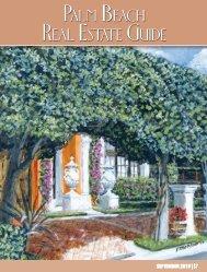 September 2018 Palm Beach Real Estate Guide