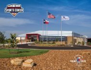 Round Rock Sports Center Digital Brochure