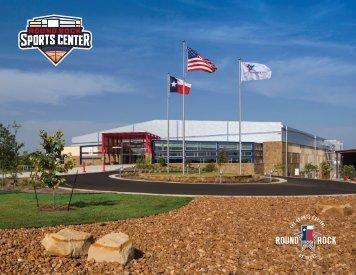 Round Rock Sports Center Digital Brochure