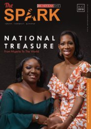 The Spark Magazine (Aug 2018)