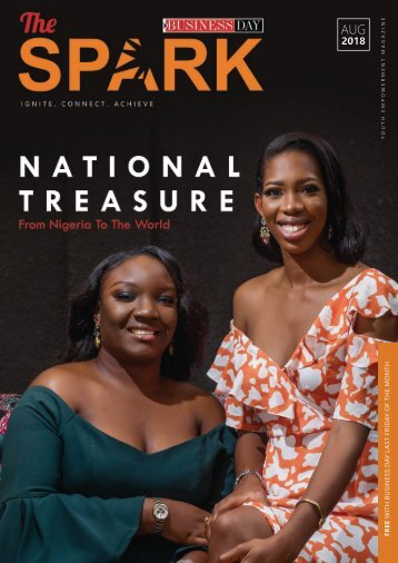 The Spark Magazine (Aug 2018)