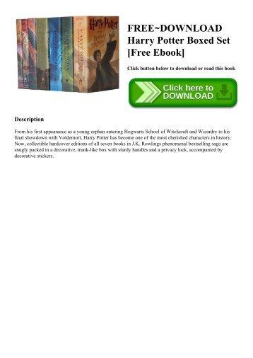 Harry Potter Zakon Feniksa Ebook
