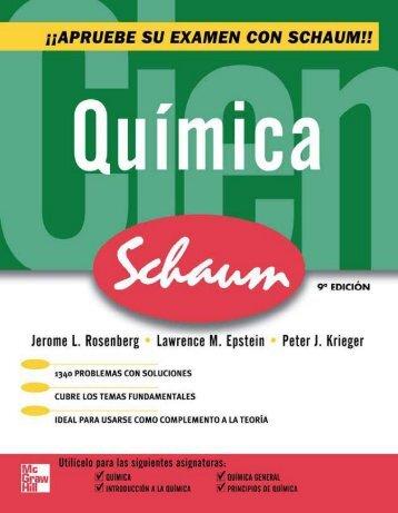 3 QUIMICA Schaum