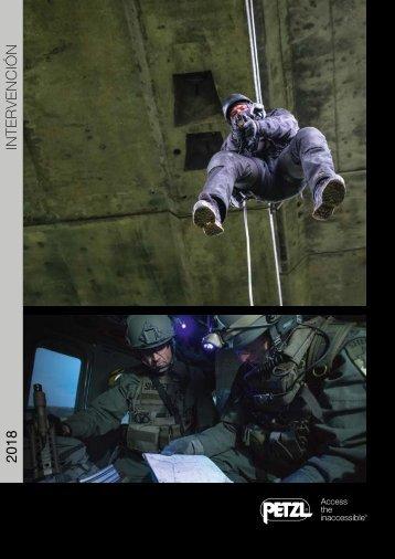 Petzl-catalog-tactical-2018-ES
