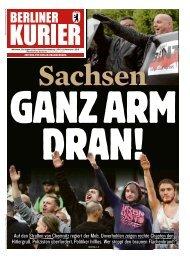 Berliner Kurier 29.08.2018