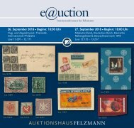 Auktionshaus Felzmann - Auktion-1021 - Philatelie