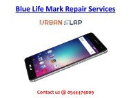 Get the best Blue Life Mark Repair Services in Dubai, Call @ 0544474009