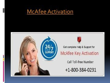 Download  , Install AND Uninstall McAfee Product Online- McAfee Activate