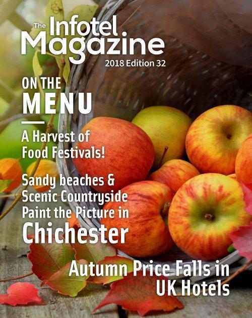 Infotel Magazine   Edition 32   September 2018