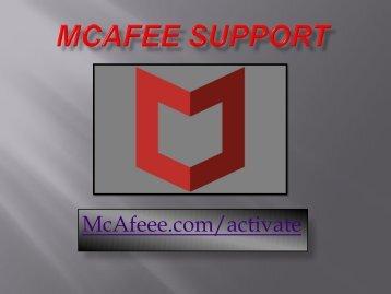 mcafee.com/activate - activate mcafee antivirus