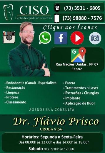 Clinica CISO - Dr. Flavio Prisco -- CARTAO VIRTUAL