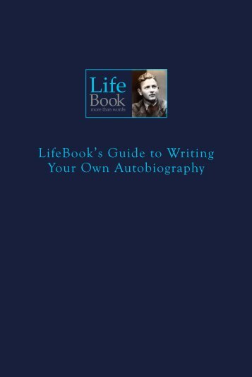 Autobiography Guide