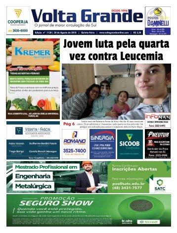 Jornal Volta Grande   Edição 1130 / Região
