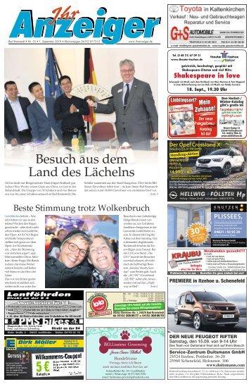 Ihr Anzeiger Bad Bramstedt 35 2018