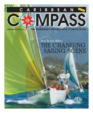 Caribbean Compass Yachting Magazine - September 2018