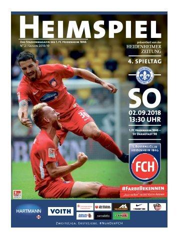 Heimspiel Nr2 - Saison 2018/19