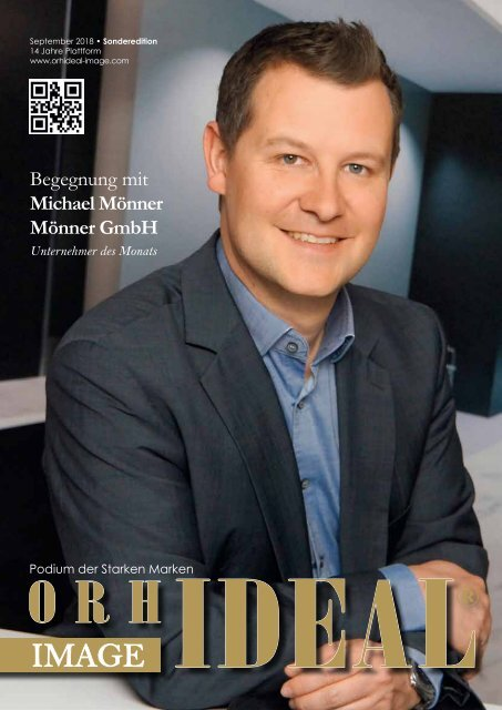 Orhideal IMAGE Magazin - September 2018