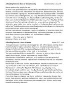 St Mary Redcliffe Church Pew Leaflet - September 2 2018 - Page 3